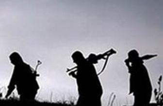 PKK'lı itiraf etti bakın neler bulundu neler
