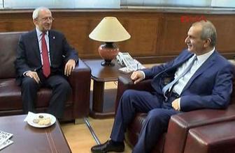 Kılıçdaroğlu saldırıya uğrayan gazeteyi ziyaret etti