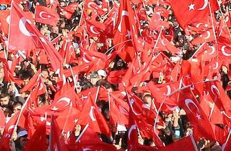 İstanbul teröre karşı ayağa kalkıyor! Saat 12'de...