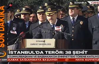 Mustafa Çalışkan'dan teröristlere: Siz kimin köpeğisiniz!