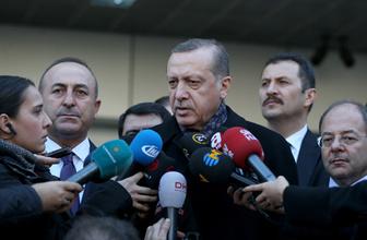 Erdoğan'dan patlama hakkında yeni açıklamalar!