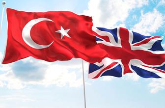 İngiltere'den Türkiye'ye destek!