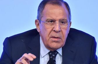 Lavrov: Türkiye'yle fikir birliği içindeyiz!