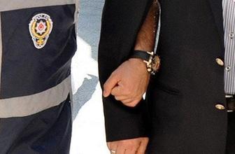 AK Parti eski ilçe başkanı FETÖ'den gözaltına alındı