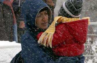Ankara hava durumu kar geldi 5 günlük tahmin