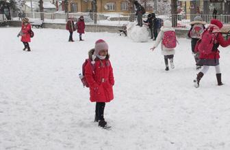 Erzincan'da okullar tatil mi 27 Aralık valiliğin kararı