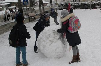 Balıkesir'de okullar tatil mi Balıkesir valiliği kararı