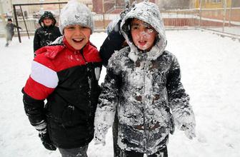 Giresun'da okullar tatil mi hava durumu sert!