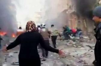 Esad ve İran'a Halep suçlaması!