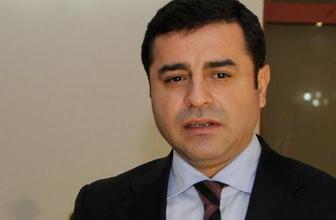 Cezaevindeki Demirtaş'tan HDP'lilere mektup