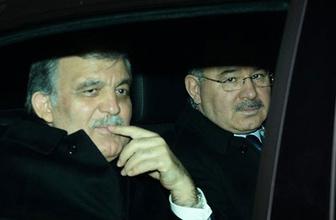 Erdoğan ve Abdullah Gül görüşmesi bilindiği gibi değil!
