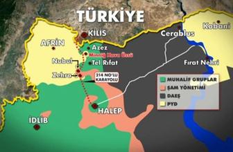 ABD'den Türkiye'ye YPG açıklaması!