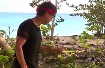 Yılmaz Morgül Survivor adasını inletti!