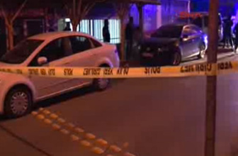 Kağıthane'de kahvehaneye silahlı saldırı