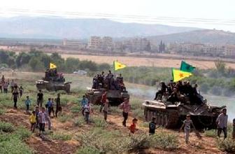 Suriye dengeleri değişiyor mu sınıra dayandılar