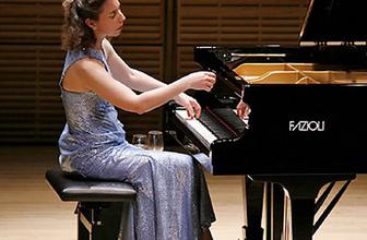 Dünyaca ünlü piyanist Hewitt İstanbul'da konser verecek