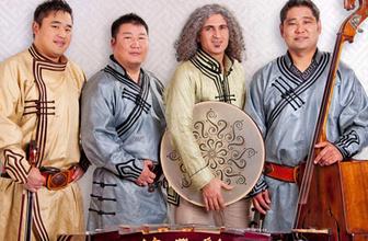 Moğol müzik grubu Sedaa Türkiye'ye geliyor