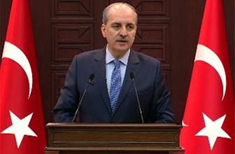 Kurtulmuş: 'Türkiye her zaman tedbirlidir, teyakkuz halindedir'