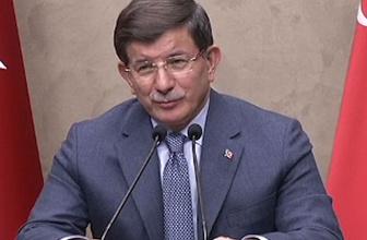 Davutoğlu'ndan İstanbul patlaması sonrası ilk açıklama