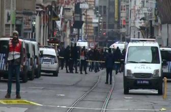 İstanbul Taksim'de terör alarmı başkonsolosluk kapatıldı