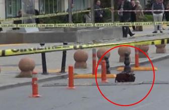 İstanbul'da bomba alarmı! Cadde kapatıldı