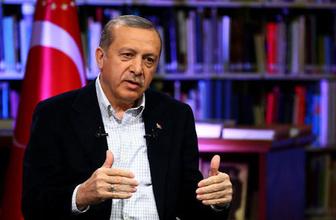 Erdoğan'ın ABD programındaki ilginç detay