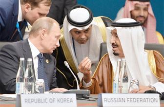 Rusya ve Suudi Arabistan'da şok etkisi yaratan haber