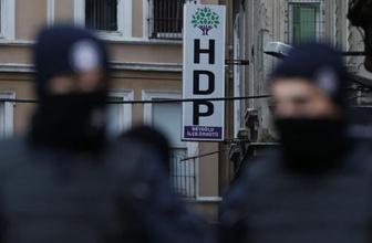 HDP'li Başkan için tutuklama kararı!