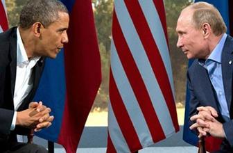Obama ve Putin yine anlaşamadı!