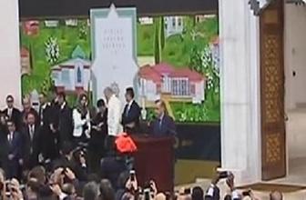 Erdoğan'ın hayali gerçek oldu ABD'de bir ilk
