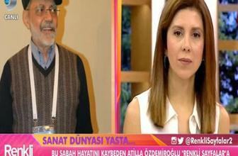 Atilla Özdemiroğlu tedavi sürecini böyle anlatmıştı