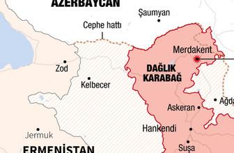 Ermenistan Azerbaycan'daki sivillere saldırdı