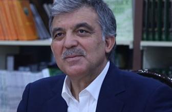 Abdullah Gül'den Rusya çağrısı