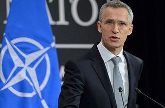 NATO Suriye'ye mi giriyor flaş Türkiye açıklaması