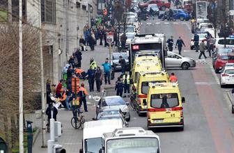 Brüksel saldırganı bakın saldırıda izini nasıl kaybettirmiş!