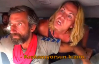 Nagihan Karadere'nin olay videosu! Acun yayınladı