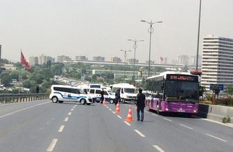 İstanbul'da bomba alarmı trafik durdu