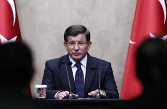 Davutoğlu AK Parti'ye son mesajını verecek!