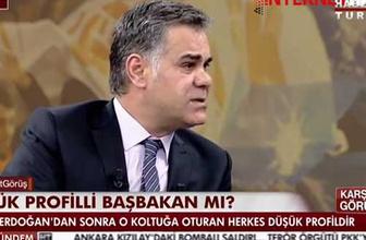 Süleyman Özışık 'Yeni Başbakan kim olacak?' sorusunu yanıtladı