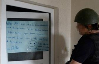 Şırnak'ta askerleri güldüren not bakın ne yazdılar!