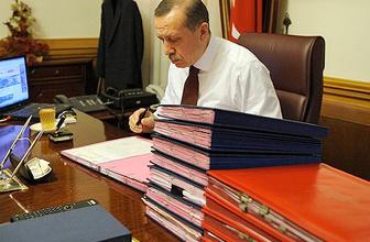 Erdoğan'dan asgari ücret talimatı Ağustos ayında...