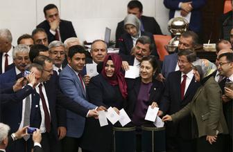 Referandum olacak mı gerekli sayı aşıldı gözler Erdoğan'da