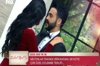 Zuhal Topal'ın olay çifti Sevgi ve Birkan evleniyor mu?
