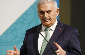 Yeni Başbakan Binali Yıldırım'dan ilk açıklama