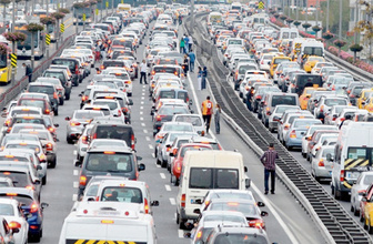 İstanbul 23-25 Mayıs kapalı yollar ve alternatif güzergahlar