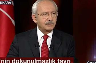 Kılıçdaroğlu: Vekillere müdahale etmedim