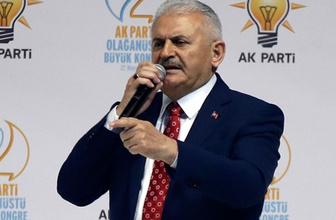 Zonguldak'taki madenci grevine Binali Yıldırım el attı
