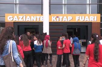 Gaziantep'te kitap fuarı düzenlendi