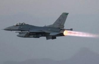 Hakkari Dağlıca'da hava operasyonu