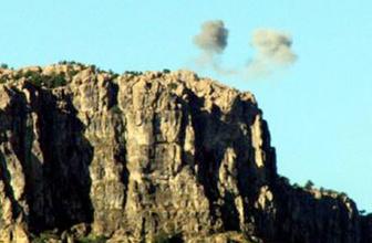 PKK Şemdinli'de askeri üs bölgesine saldırdı